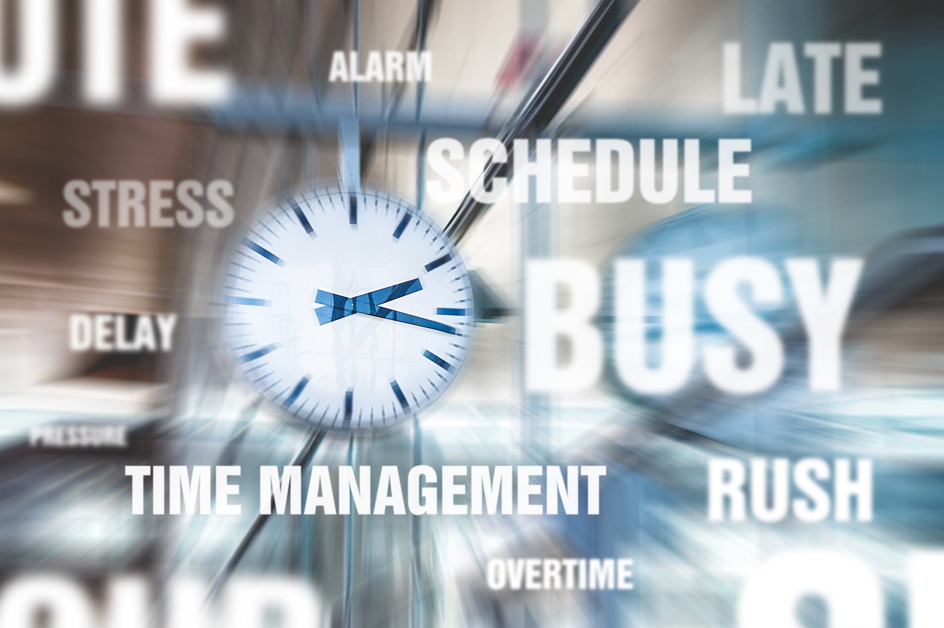 6 Time Management Tips
